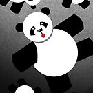 Wear the Bear - Giant Panda by Spencer Tymchak