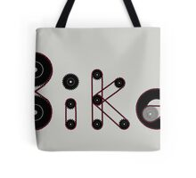 Bike Gear Tote Bag