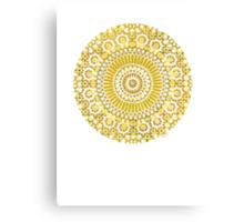 solar plexus Canvas Print