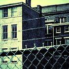 "The ""Prison"" - Downtown Cincinnati by Alex Baker"