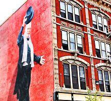 Top Hat - Downtown Cincinnati by Alex Baker
