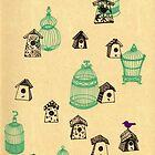 Bird Houses by JoJoCSZ
