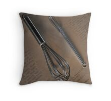 Ode to the Saucier Throw Pillow