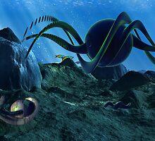 In Alien Seas by AlienVisitor