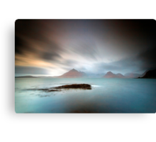 Day's End Canvas Print
