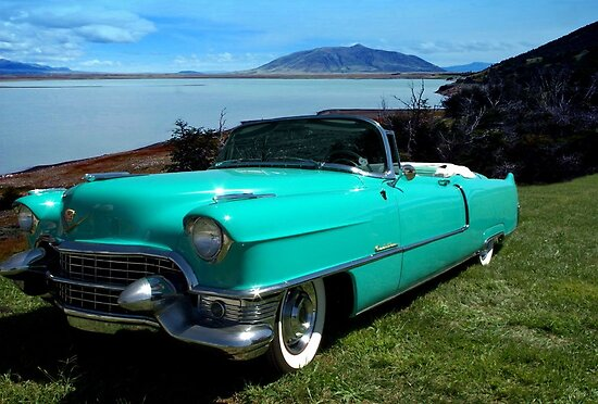 1954 Cadillac Convertible by TeeMack