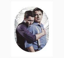 Jack & Ianto by OriginalSophie