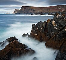 Glen Bay Donegal by Derek Smyth