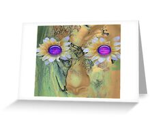 Nature. mother nature Greeting Card