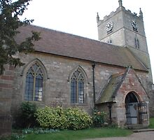 St Andrews Church, Eakring, Nottinghamshire by The-Stranger