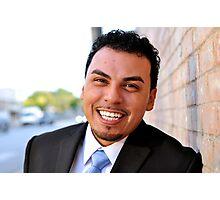 Raul 2 RO Photographic Print