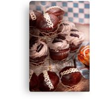 Sweet - Cupcake - Cupcake mountain Canvas Print