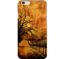 Iron Horse - Fire iPhone Case/Skin