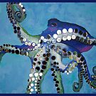 Mirrored Octopus by Samitha Hess