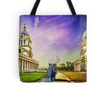 Return from the past. Tote Bag