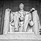 Lincoln Memorial by Kurt Golgart