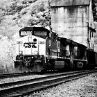 Train's a Comin by KellyHeaton