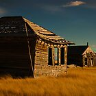 Abandoned Buildings 5 by Miles Glynn