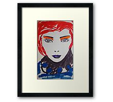 Into The Night Framed Print