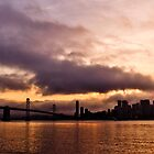 Bay Bridge by JRRouse