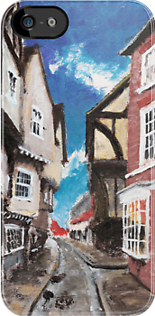 The Shambles, York by mattslinn