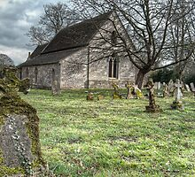 Little Ponton Church by cameraimagery