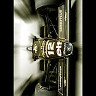 Ayrton Senna - Lotus F1 by Tom Clancy