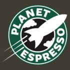 Planet Espresso by Blayde