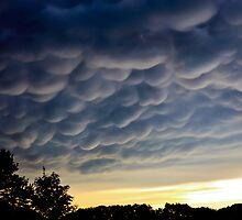 Strange Sky by Lenagraphy