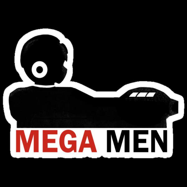 Mega Men by Memesis
