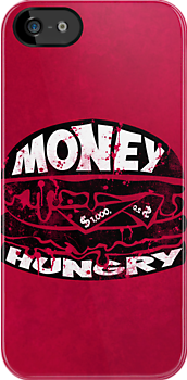 Money Hungry  by dustyaceti