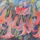 Angels' Trumpets by bevmorgan