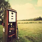 The Old Gas Pump by XxJasonMichaelx