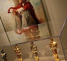 Katharine Hepburn & Her Oscars by Cora Wandel