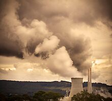 Power Plant by barnabychambers