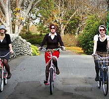 50's Bike Ride by sprucedimages