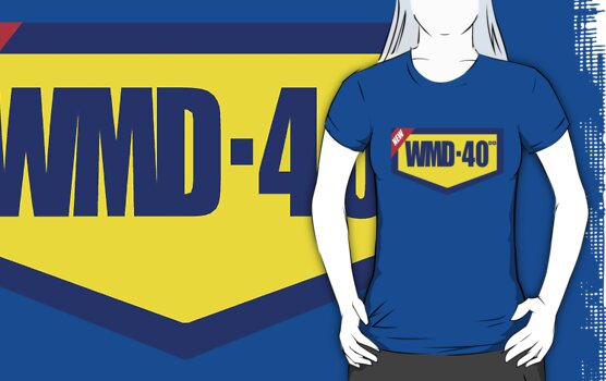 WMD40DD by Robin Brown