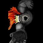 GSTATUS: Gorilla King by kagcaoili