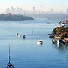 Sydney Harbour 3 by barnabychambers
