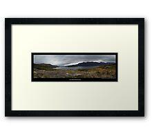 Loch Maree,Scotland Framed Print