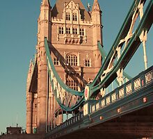 Timeless Tower Bridge by Jasna