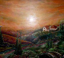 Savy's Tuscany by Nata (ArtistaDonna) Romeo