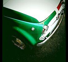 Vintage Italian Car by marco fedele