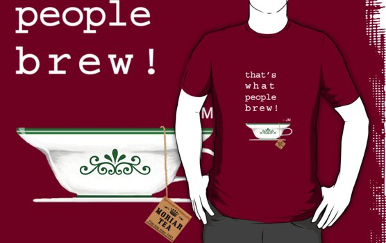 What People Brew by Sherlock-ed