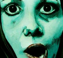 Zombie II Sticker