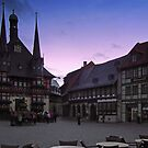 Townhall And Market Square, Wernigerode by herbspics