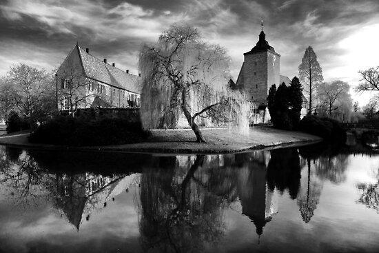 Castle Burgsteinfurt by Thomas Splietker