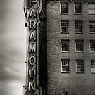 Seattle - Paramount Theater by Kaitlin Kelly