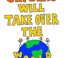 Gingers will take over the world by g3org1apo