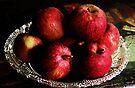 Still Life Apples by Evita